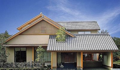 如何营造出日式风格建筑